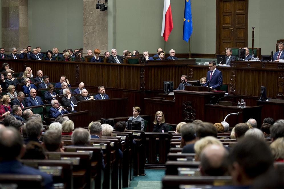 Wasz premier, nasz Sejm