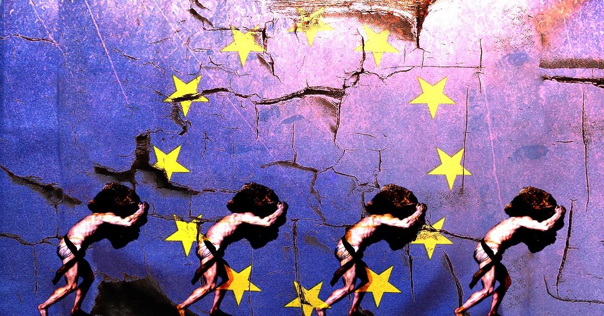 Europejska pieriestrojka. UE jak ZSRR zabija brak solidarności