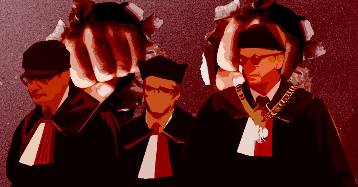 Politycy i prawnicy muszą się pogodzić. Propozycja nowego otwarcia w sporze o sądy