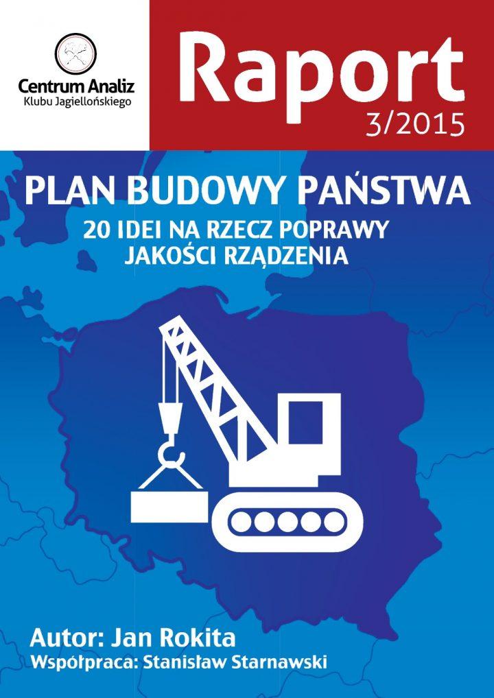 Plan budowy państwa. Raport CA KJ