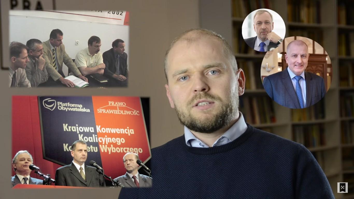 Mazur: Układy polityczne w samorządach są silniejsze niż w partiach [VIDEO]