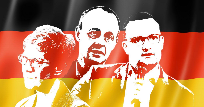 Kto po Merkel? Niemieccy chadecy wybierają nowego lidera
