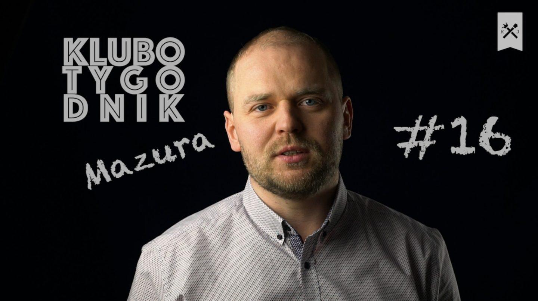 Mazur: Kaczyński, Srebrna i dwie wieże [VIDEO]