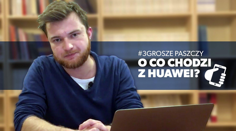 Paszcza: Chińczycy wyłączą nam internet? [VIDEO]