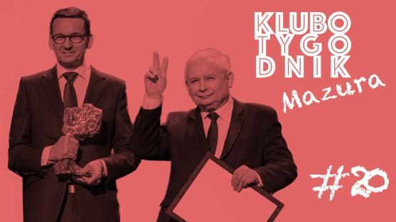 """Mazur: """"Piątka Kaczyńskiego"""" – patologia/istota demokracji [VIDEO]"""