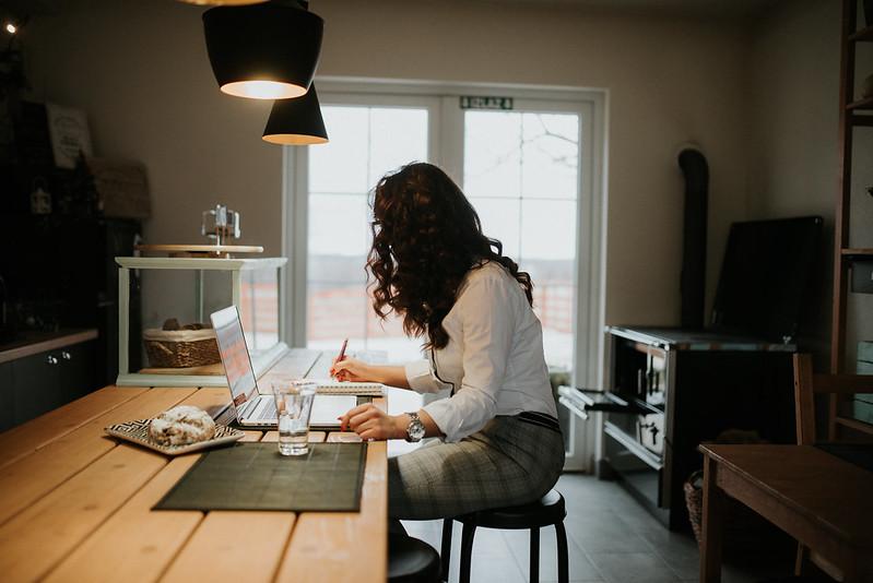 Siedem zasad dobrej pracy z domu