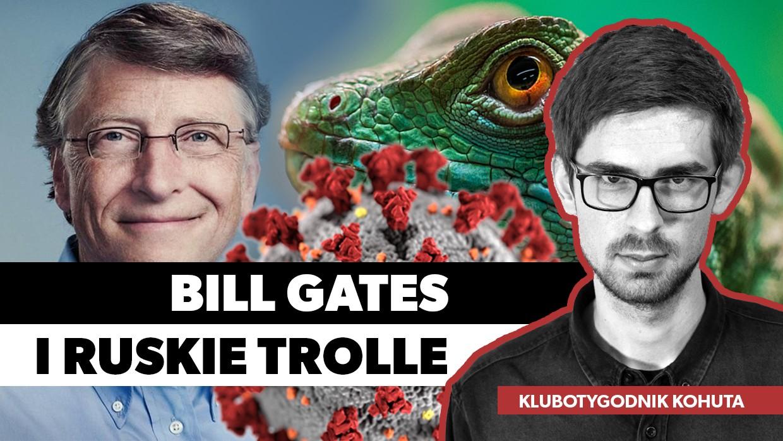 Bill Gates, szczepionki, 5G i wybory prezydenckie [VIDEO]