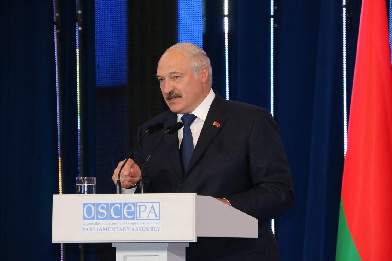 Stawianie na Łukaszenkę to przejaw braku realizmu politycznego