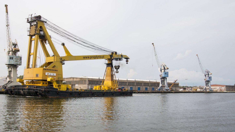 Rozpychamy się nad Bałtykiem. Rosnący potencjał polskich portów