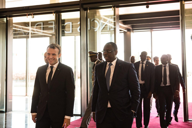 Francja nie zrywa z kolonializmem w Afryce