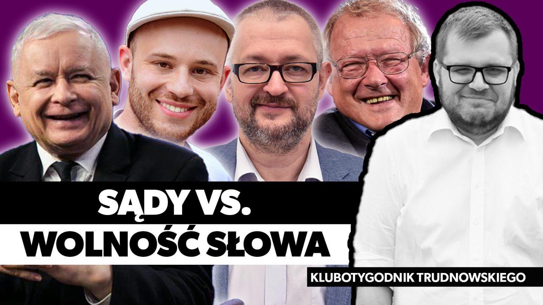 Ziemkiewicz, Michnik, Ordo Iuris, Śpiewak i Kaczyński, czyli festiwal hipokryzji [VIDEO]