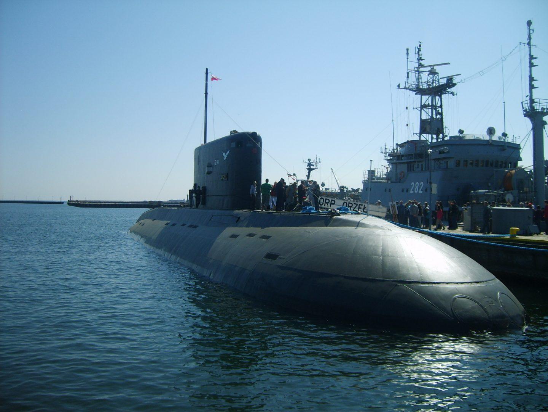 W służbie pozostał nam jeden okręt podwodny. Produkcji radzieckiej