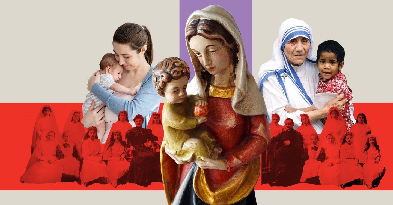 Ksiądz prowadzi telewizję, a siostra zakonna prasuje komże. O znaczeniu kobiet w Kościele