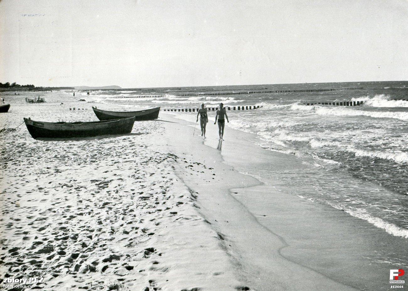 Poziom wody w Bałtyku rośnie. Plaże w Mielnie i Jastarni za 30 lat znajdą się pod wodą