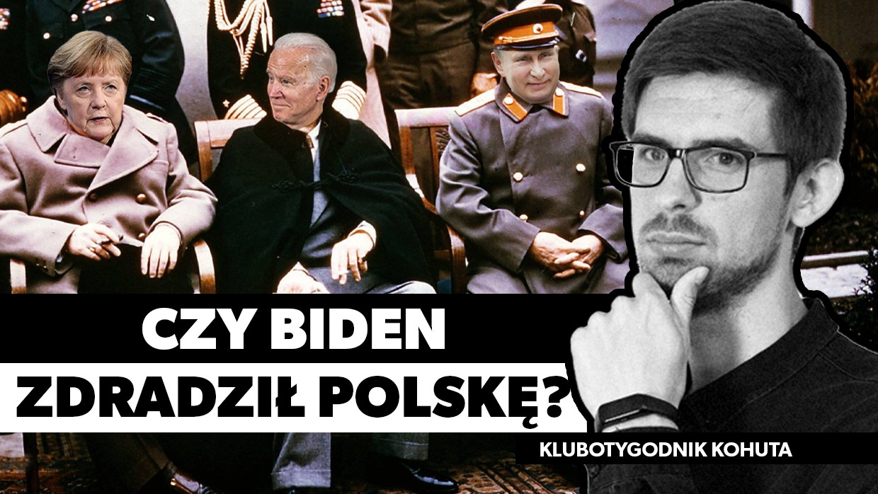 Biden's withdrawal from blocking Nord Stream 2 is not a harbinger of a new concert of powers [VIDEO]
