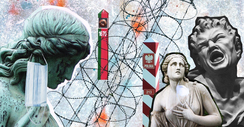 """Migranci, COVID-19 i wzruszające obrazki. Żyjemy dziś pod emocjonalnymi rządami """"wrażliwców"""""""