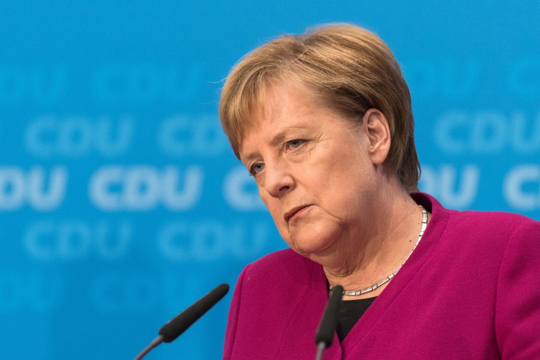 Partię Merkel czeka wyborcza kompromitacja? Socjaldemokraci niespodziewanie prowadzą w sondażach
