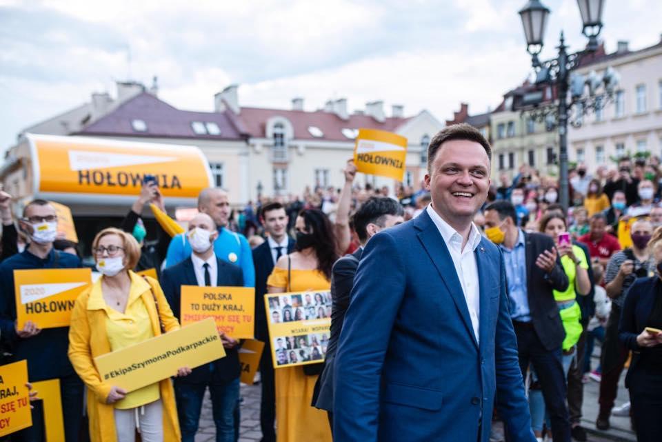 Hołownia jest dziś bliżej Leppera niż premiera. Ale to wciąż od niego, a nie Tuska, zależy zwycięstwo opozycji